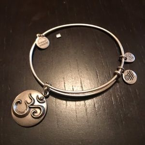 Alex and Ani Energy Charm Bracelet